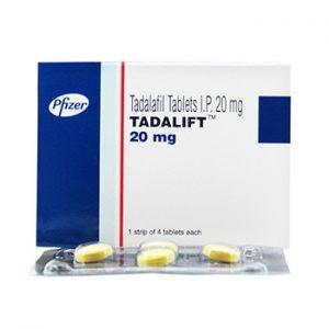 Buy Tadalift 20mg online