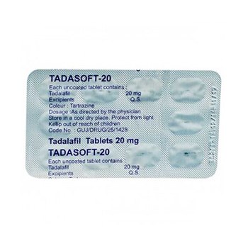 Buy Tadasoft 20mg online