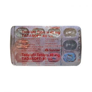 Buy Tadasoft 40mg online